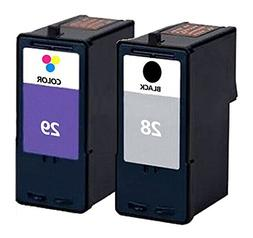 LM 28 / LM 29 INK cartridge compatible for 18C1528/18C1529 f