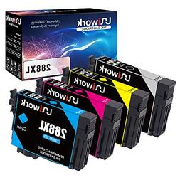 Uniwork 288XL Remanufactured Ink Cartridge Replacement for E