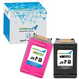 InkWorld Remanufactured Ink Cartridge Replacement Used on 61