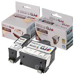 Kodak Compatible #10 Set of 2 Ink Cartridges: 1-8237216 Blac