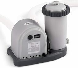 Intex Krystal Clear Cartridge Filter Pump for Above Ground P
