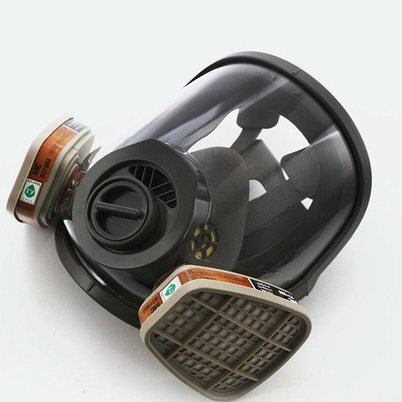 15in1 Filter Facepiece Respirator For Safety Equipment