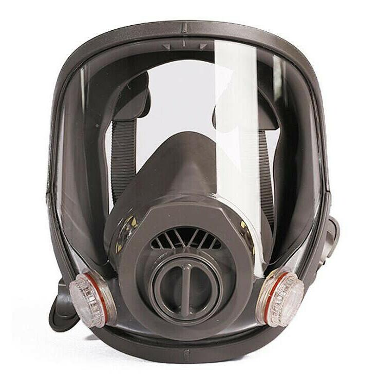15in1 Gas / Filter Full Facepiece Respirator For Equipment