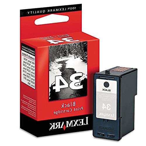 18c0034 yield black print cartridge