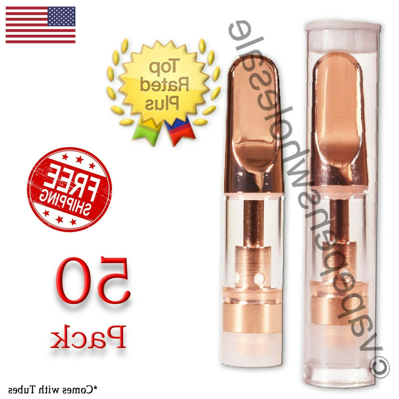 50-Pack CCELL Cartridge Tank 1mL USA