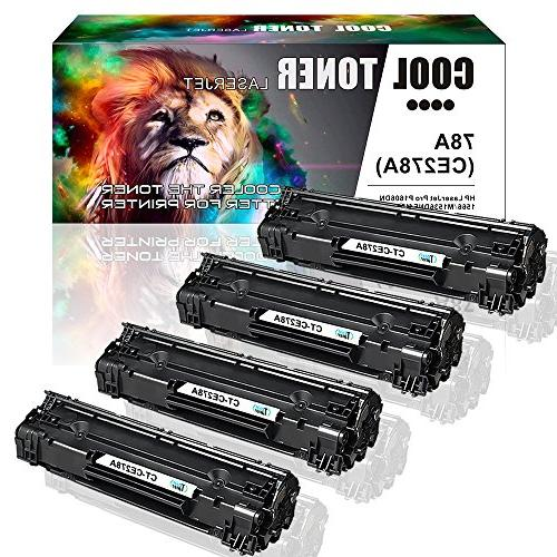 Lot 78A CE278A Toner Cartridge For HP LaserJet P1606dn M1536 M1536dnf P1560
