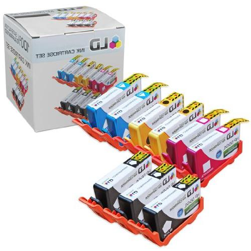 LD Remanufactured Ink Cartridge Replacement for HP 564XL Hig