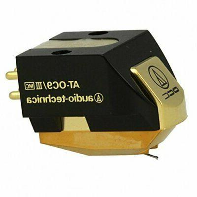 Audio-Technica AT-OC9/III MicroCoil Special Line Contact Tur
