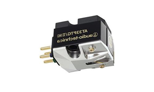 audio technica at33ptg ii dual moving coil