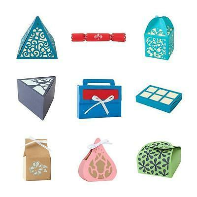 CRICUT *NEW* ALL OCCASION GIFT PARTY FAVOR PACKAGES
