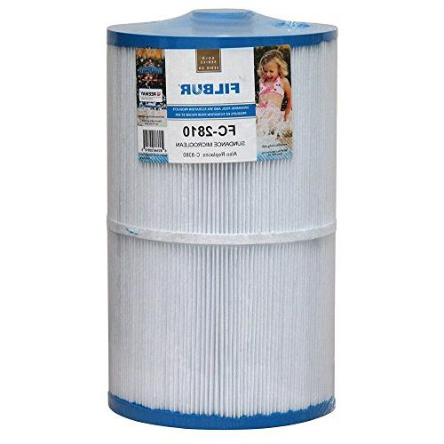 fc 2810 antimicrobial replacement filter