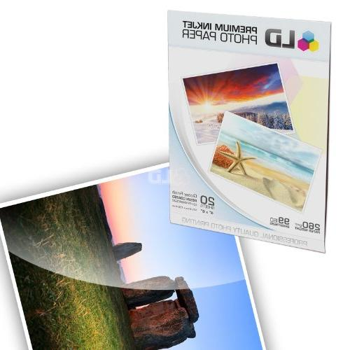 Canon Remanufactured 3 Black 2 Color 20 Pack 4x6