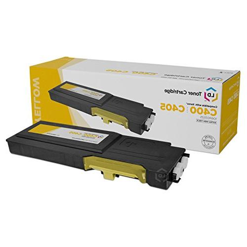 LD Compatible Toner Replacement C400 C405 High