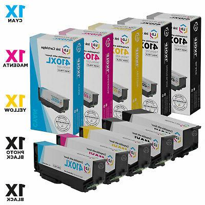 ld remanufactured ink cartridge replacements for epson