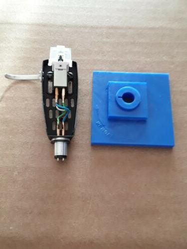 Original Cartridge+Needle+Headshell + Free Stand included
