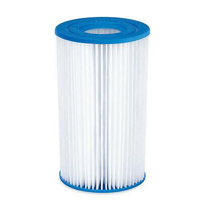 Summer Waves P57100204 Replacement Type and Spa Filter Cartridge, Pk