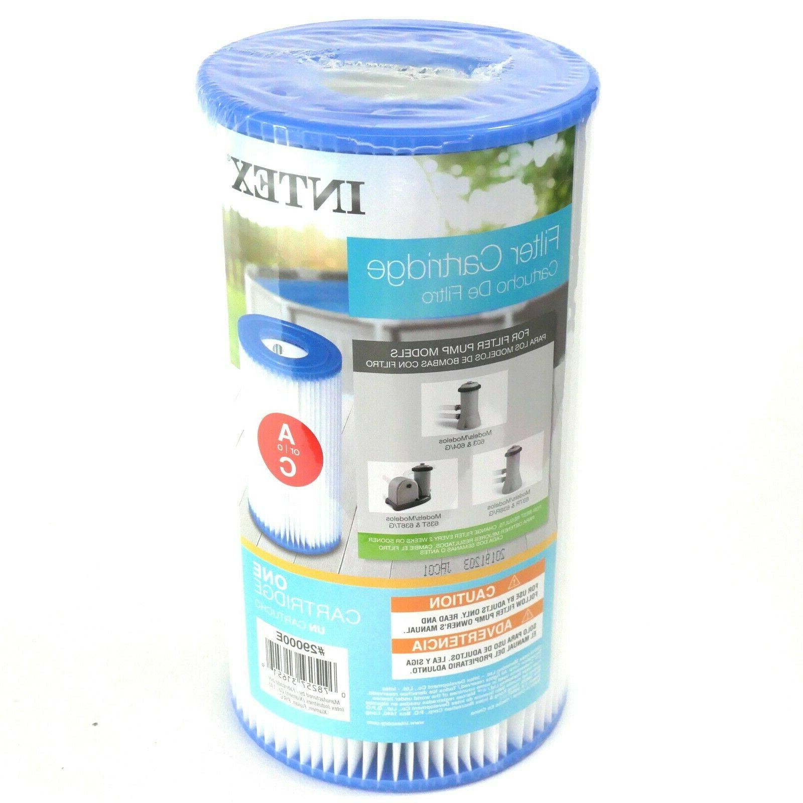 Intex Replacement Filter Cartridge A