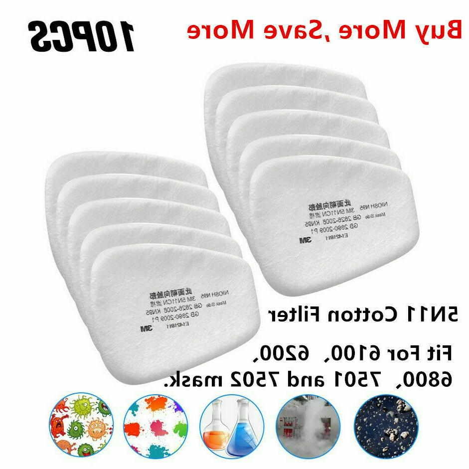 Respirator in 1 Gas Mask Paint Chemicals Safety For