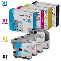 LD Compatible Ink Cartridge Replacement for Brother LC203 Hi