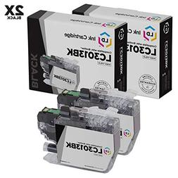 LD Compatible Ink Cartridge Replacement for Brother LC3013BK