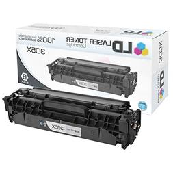 LD Compatible Toner Cartridge Replacement for HP 305X CE410X