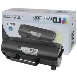LD Compatible Toner Cartridge Replacement for Lexmark 601H 6
