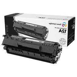 LD Compatible Toner Cartridge Replacement for HP 12A Q2612A