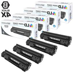 LD Compatible Toner Cartridge Replacement for HP 83X CF283X