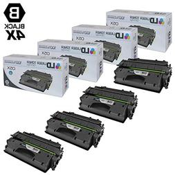 LD © Compatible Replacements for HP 05X/CE505X 4PK HY B