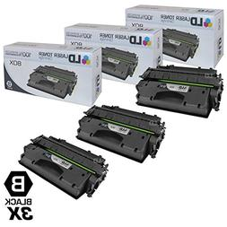 LD Compatible Toner Cartridge Replacements for HP 80X CF280X