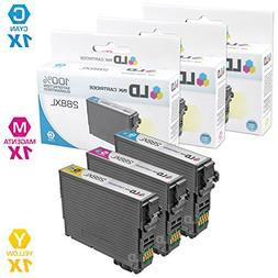LD © Remanufactured Epson T288XL /288 / 288XL Set of 3