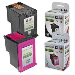 LD Remanufactured Ink Cartridge Replacement for HP 60