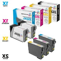 LD Remanufactured Ink Cartridge Replacements for Epson 252XL