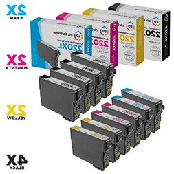 LD Remanufactured Ink Cartridge Replacements for Epson 220XL
