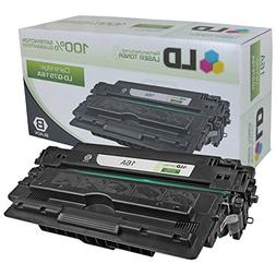 LD Remanufactured Toner Cartridge Replacement for HP 16A Q75