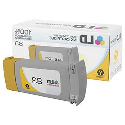 LD Remanufactured Ink Cartridge Replacement for HP 83 C4943A