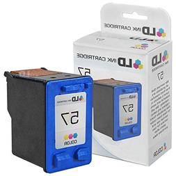 LD Remanufactured Ink Cartridge Replacement for HP 57 C6657A
