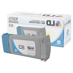 LD Remanufactured Ink Cartridge Replacement for HP 83 C4944A
