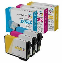 LD Remanufactured Replacements for Epson T252 XL / T252XL 3P
