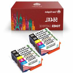 Lot Multipack Ink Cartridges 564XL For HP Photosmart 5510 55