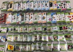 Lots of *NEW & SEALED* Cricut Cartridges Sold Individually -