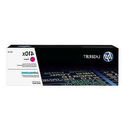 HP 413X Magenta Original Toner Cartridge in Retail Packaging