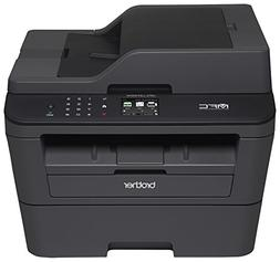 Brother MFCL2740DW Wireless Monochrome Printer with Scanner,