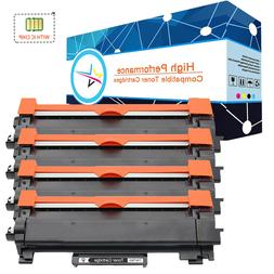 Multi-Pack TN730 TN760 with IC Chip Toner For Brother DCP-L2