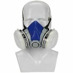 New MSA Safety Works 817662 Paint and Pesticide Respirator F
