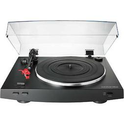 Audio-Technica AT-LP3BK Fully Automatic Belt-Drive Stereo Tu