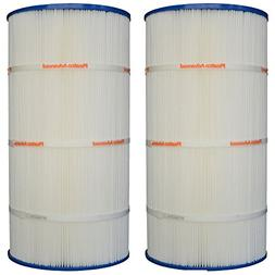 2 Pack Pleatco PA90 90sqft Filter Cartridge for Hayward C900