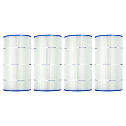 4 Pack Pleatco PA90 90sqft Filter Cartridge for Hayward C900