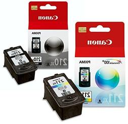 Canon PG-210 XL and CL-211 XL Ink Pack Bundle, Compatible to