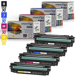 AZ SUPPLIES | 20% more Print Yield | 4-Pack Compatible with